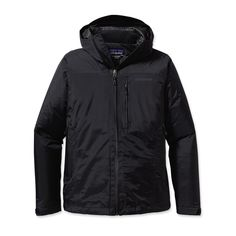 Patagonia Women's Insulated Torrentshell Jacket - is this the perfect Pac NW winter garment - insulated and waterproof?