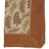 Found it at Wayfair - Jennifer Taylor Woodland Throw with Cord and Braid