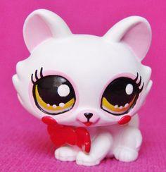 Kawaii Mangle Toy Foxy FNAF Five Nights at Freddy's custom figure LPS Littlest #Hasbro