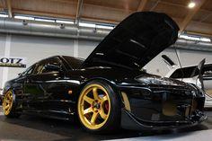 Nissan Silvia S15 - Die schwarze Granate http://www.autotuning.de/nissan-silvia-s15-die-schwarze-granate/ ETS, Nissan, S15, Silvia, Spec-R, Spec-S