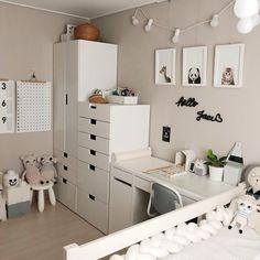 하교후 에서 놀고온데서 놀고오랬더니,👦🏻 – – 아… Nach der Schule habe im Park gespielt. Ikea Boys Bedroom, Small Room Bedroom, Baby Bedroom, Bedroom Decor, Kids Room Design, Home Room Design, Bed With Drawers Underneath, Kids Room Organization, Fashion Room