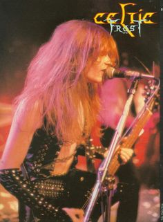 Celtic Frost's Tom G. Warrior