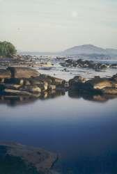 Río Orinoco En este estado nace el principal río de Venezuela, el Orinoco, lo hace en el cerro Delgado Chalbaud y después de recorrer 2.140 km. deposita sus aguas en el océano Atlántico. El Orinoco es a su vez, la cuenca donde vierten sus aguas otros importantes ríos de la región, como el Ventuari de 474 km. con sus afluentes Uesete, Yatití, Parú, Asita, Manapiare, Marieta y Guapachí. El Ocamo (238 km.), con su afluente el río Putaco.