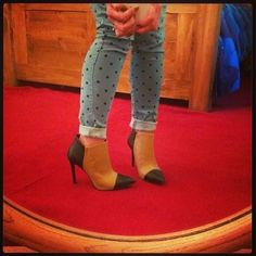 love this jeans and boots