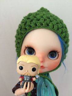 Blythe doll and Funkos! Meu vício! My addict!