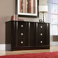 Cajonera Sauder Embassy Point Roble Mod. 414410 - $ 3,699.00 en Walmart.com.mx