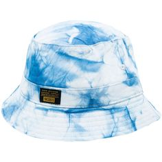 4d6e876369f 10 Deep The Thompson Bucket Hat in Blue ( 28) ❤ liked on Polyvore featuring  mens