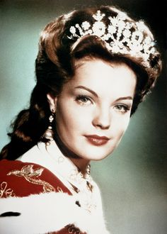 """Romy Schneider """"Sissi"""" Pictures and Photos 