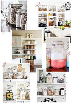 jolie cuisine fonctionnelle, idées déco cuisine, comment organiser sa cuisine, solutions de rangement pour la cuisine, rangement bouteilles et épices