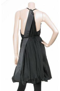 McQ Slouchy Parachute Dress