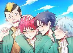 saiki kusuo no sainan shared by on We Heart It Anime Ai, Fanarts Anime, All Anime, Otaku Anime, Anime Love, Anime Characters, Manga Anime, Girls Anime, Anime Guys