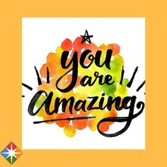 YOU ARE AWESOME! #tuesday #tuesdaymorning