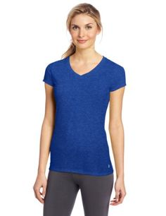 Russell Athletic Women's Deep V-Neck Tee « Clothing Impulse
