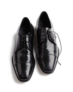 Salvatore Ferragamo Faraone Cap-Toe Oxford  GQ Selects with Nordstrom: December: Wear It Now: GQ