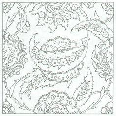 316 En Iyi 3c9 çini Desenler Görüntüsü 2019 Embroidery Patterns