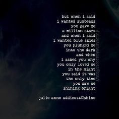 "51 Likes, 3 Comments - Julie Anne Addicott ~ Author (@demonsoulangelheart) on Instagram: ""#poetry #prose #writing #author #writer #poet #julieanneaddicott #quotes #heart #darkpoetry #love…"""