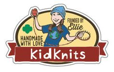 Girl Scouts KidKnits Patch program - this sounds like a really neat project for 4th-6th graders.
