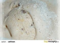 Zmrzlina Margotka recept - TopRecepty.cz Food And Drink, Ice Cream, Sweets, Vegetables, Cooking, Desserts, Recipes, Mascarpone, No Churn Ice Cream