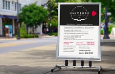 I was commissioned to design an identity to represent an upmarket gym by a private golf course in Spain called Universe Gym. The client was keen to represent Atlas and his shoulders and strength… Web Design, Logo Design, Graphic Design, Interior Walls, Magazine Design, Wall Signs, Signage, Identity, Spain