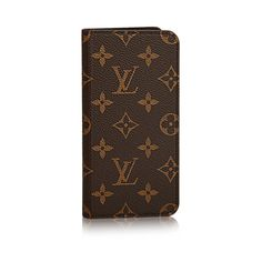 NEXT on my wish list! iPhone 6 Plus Folio - Monogram Canvas - Small Leather Goods | LOUIS VUITTON