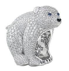 Colleciton Animal World : bijoux animaux Chopard - Bestiaire Chopard - 150 ans Chopard: bijoux Chopard - Collection Animal World, Chopard - Joyce.fr