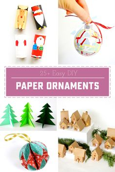 20+ Adorable DIY Orn