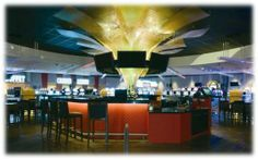 Moncton NB Casino Hotel Bar - by NORR Architects