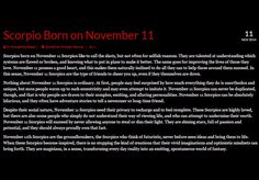 Image result for november 12 birthday personality