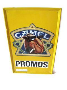 camel cigarettes subliminal message