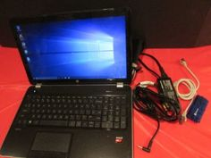 HP Pavilion 15-e043cl Laptop Computer 320 GB 2.5 SATA AMD Dual Core Windows 10 #HP #Pavilion #Laptop #Computer #320GB #dandeepop
