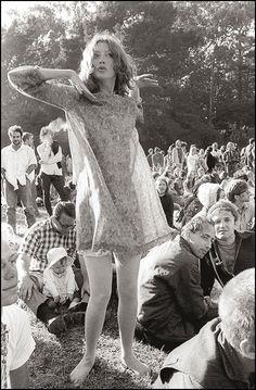 Golden Gate Park, 1968  by Paul Ryan #vintage #photo