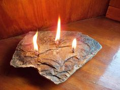 Stone Oil Lamps - The Stone Lamp