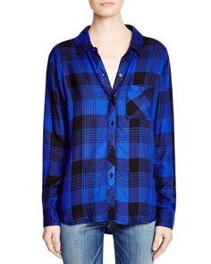 Rails Hunter Plaid Shirt | Bloomingdales's