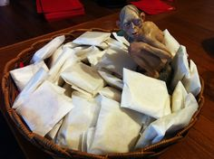 Precious snack: In Tolkien's books, lembas was a special bread made by elves that could stay fresh for months — perfect for sustaining trave...