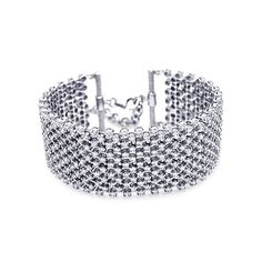 Women's Sterling Silver 925 Bracelet 567-stb00034