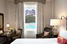Booking.com: Resort Fairmont Château Lake Louise , Lake Louise, Canada - 944 Guest reviews . Book your hotel now! Banff National Park, National Parks, Fairmont Chateau Lake Louise, Park Around, Canada, Home Decor, Homemade Home Decor, Banff National Parks, Interior Design