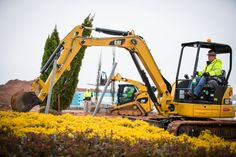 Reduced Weight Cat® 303E CR Mini Hydraulic Excavator Simplifies Transport While Maintaining Performance - Rock & Dirt Blog Construction Equipment News & Information