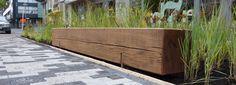 Grijsen - Straatmeubilair - Streetfurniture - Bench Pure