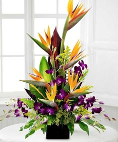 Birds in Paradise - Floral Arrangements - Beneva Flowers - gifts - Sarasota - Florida - 34238