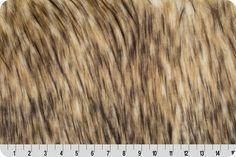 Desert Wolf Fur Honey