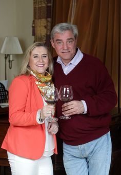 Steph and Dom Parker will pay tribute to Caroline Aherne on Channel 4 hit show, Gogglebox