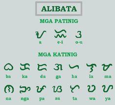 Filipino tattoos – Tattoos And Alibata, Baybayin, Filipino Tribal Tattoos, Philippines Culture, Religious Tattoos, Filipiniana, Typography Love, Classroom Rules, Bullet Journal Ideas Pages