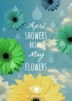 May is on the way!