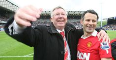 Sir Alex has been voted the best manager in the first 20 years of the Premier League, while Giggs was selected as the greatest player. Sir Alex has led United to the title 12 times but lost this year's championship to Manchester City on goal difference.