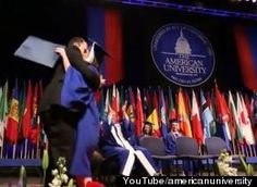 American University surprise proposal