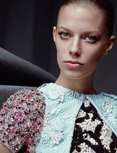 Lexi Boling by Karim Sadli for Dior Magazine Summer 2015 2