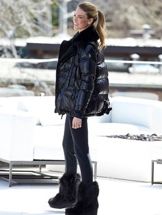 Down & Parkas in Outerwear & Coats, Girls' Styles and more. Mens Winter Coat, Winter Jackets Women, Coats For Women, Winter Coats, Down Puffer Coat, Down Parka, Down Coat, Ladies Dress Design, Girl Fashion