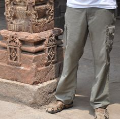 P^cubed - Pick-Pocket Proof Pants by Clothing Arts - The Ultimate Adventure Travel Accessory!!