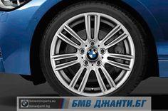 Оригинални Джанти BMW M Star Spoke Style 383