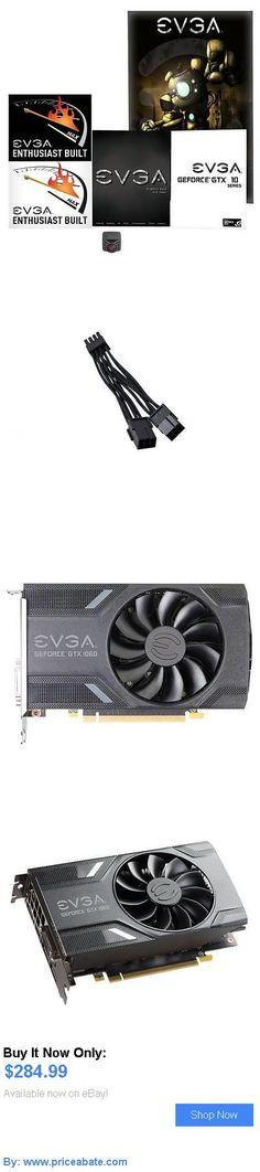 computer parts: Evga Nvidia Geforce Gtx 1060 Gaming 6Gb Gddr5 Dvi/Hdmi/3Displayport Pci-E Video BUY IT NOW ONLY: $284.99 #priceabatecomputerparts OR #priceabate